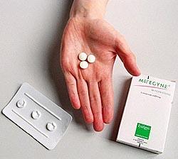 Медикаментозный срыв беременности