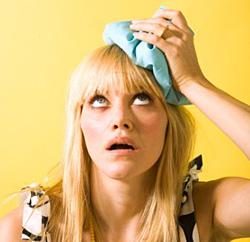 снятие головной боли при раке